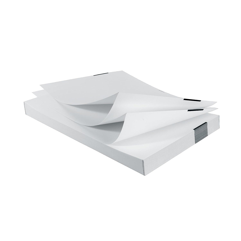 Sigel TP411 Carta termica premium a foglio singolo, 76 g, 250 fogli A4 per scatola, per stampanti Brother della serie PJ