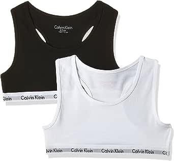 Calvin Klein Ropa Interior (Pack de 2) para Niñas
