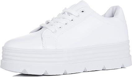 Platform Flat Sneakers Shoes