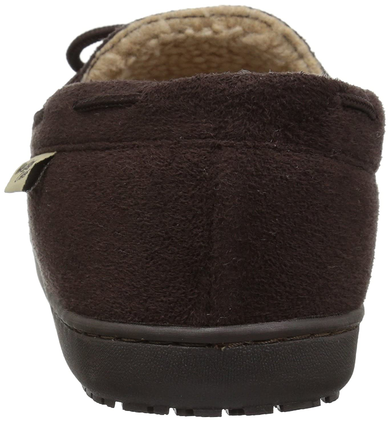 97533a570f74d Amazon.com | Western Chief Men's Plush Indoor and Outdoor Slipper Moccasin  | Slippers