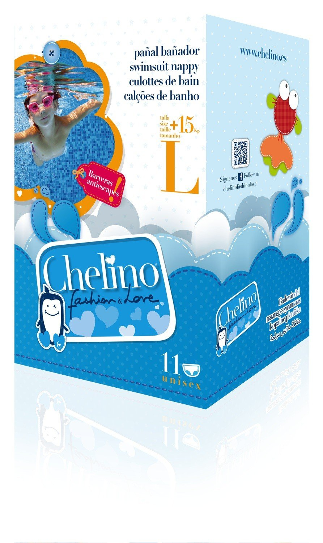 Baby Babywindeln CHELINO Fashion /& Love Swimmers ab 15 kg Schwimmwindeln - Gr/ö/ße L
