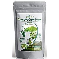 Mint Matcha Green Tea Powder - ECO NAVA - Certified USDA Organic - GMO-FREE - 100%...