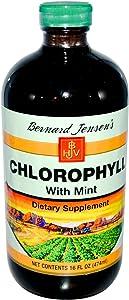 Chlorophyll Liquid with Mint 16 fl Ounce Liquid