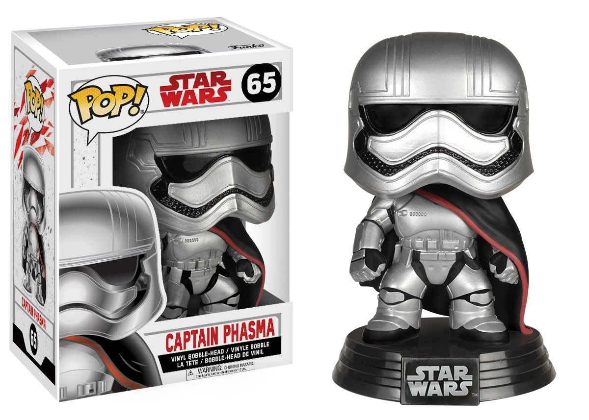 Funko Pop! Star Wars - Captain Phasma