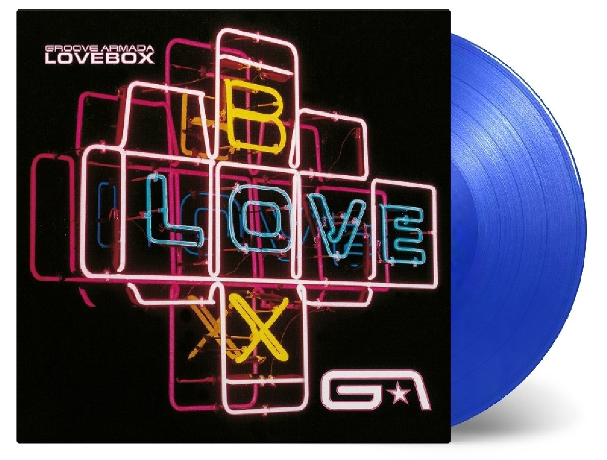 Vinilo : Groove Armada - Lovebox (Holland - Import, 2PC)