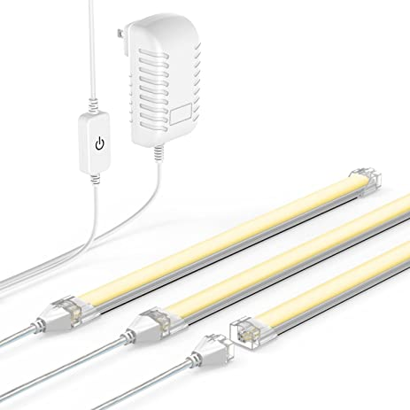 OxyLED Under Cabinet Lights, Linkable LED Under-Cabinet Lightening ...