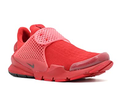 best service d8114 95649 Nike Mens Sock Dart SP Varsity Red Synthetic