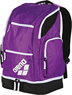 bed5f0b9d703 Arena Spiky 2 Large Backpack - Purple   White