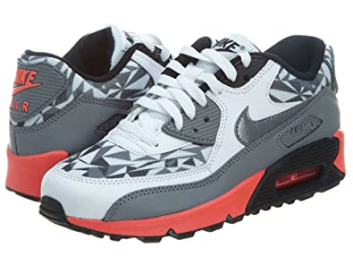 quality design 9a3bb b4570 Nike Air Max 90 (GS) Running Shoes, Children s Size  3