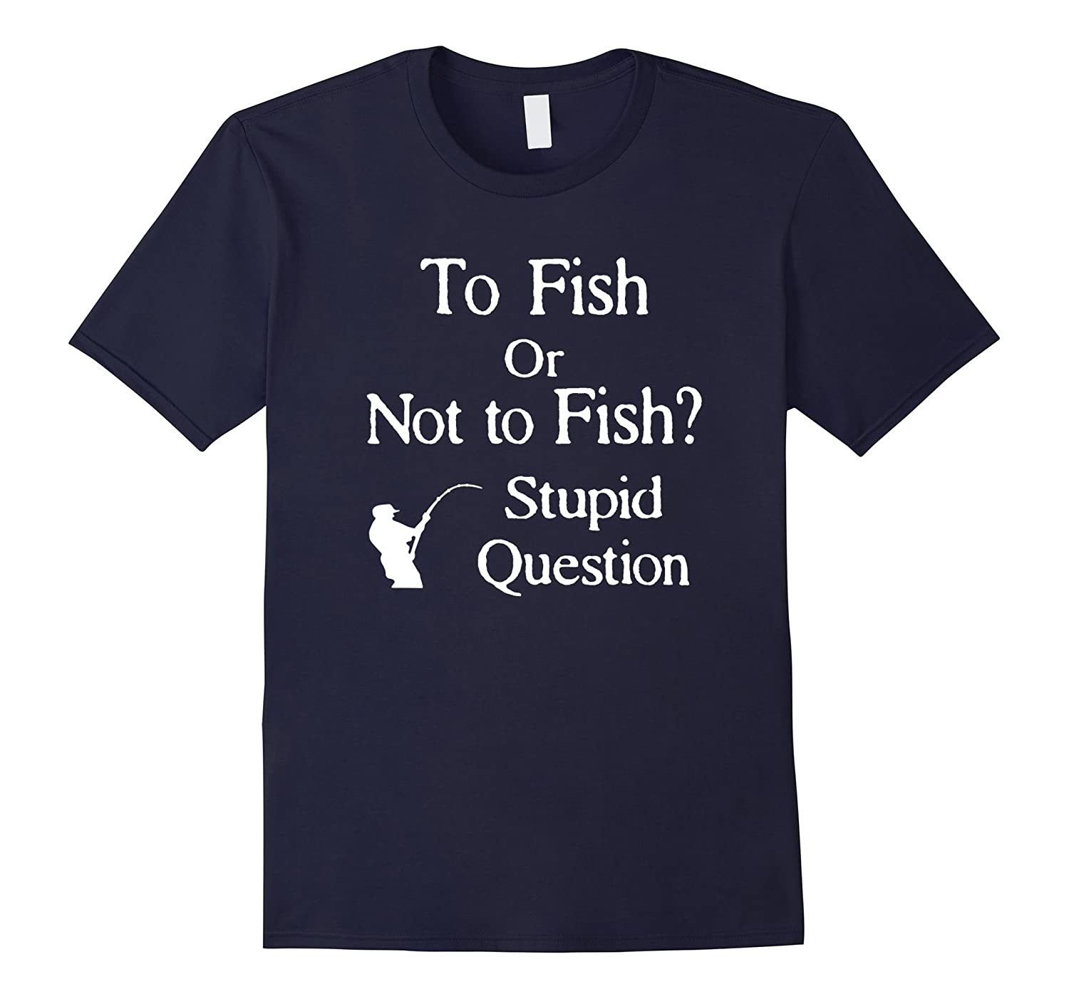To Fish Or Not To Fish? Stupid Question-TH