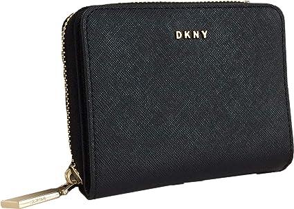 DKNY - Cartera para Mujer Negro Negro Small
