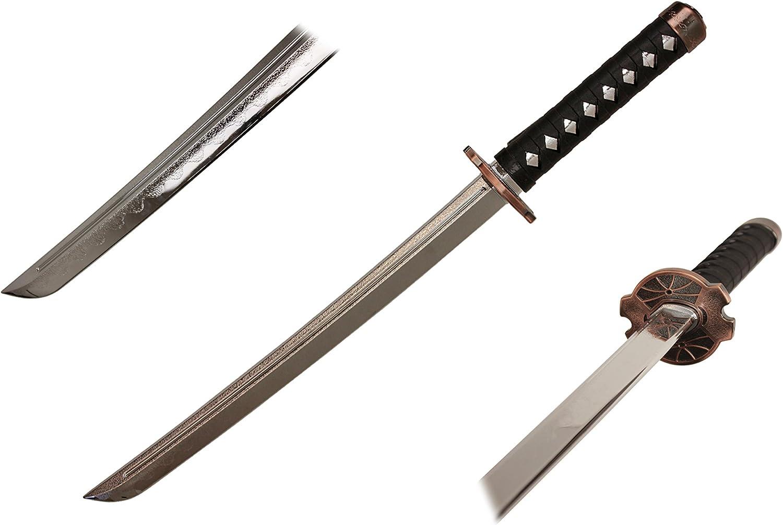 Polypropylene Martial Arts Wakizashi Shoto With Scabbard Practice Training