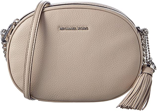 Michael Kors Ginny Medium Crossbody Bag Cement