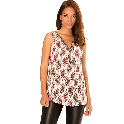 Miss Wear Line - Camisas - cuello en V - para mujer