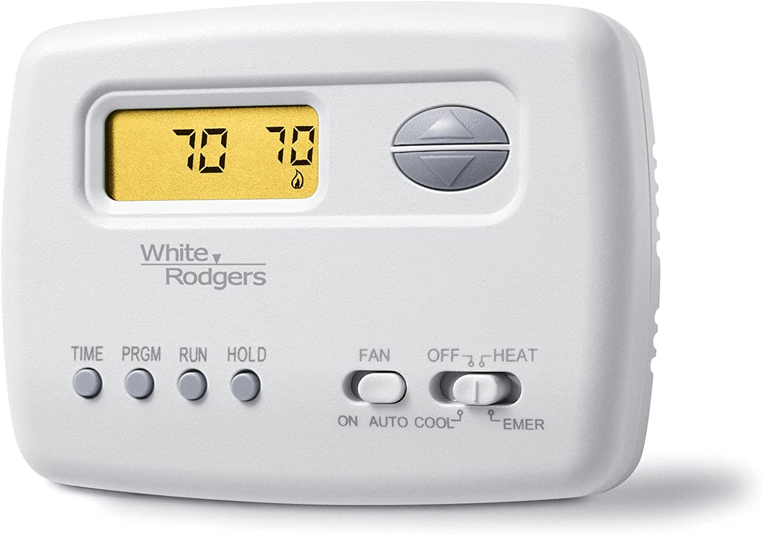 B000CAQKY8 Emerson 1F72-151 5-2 Day Programmable Thermostat for Heat Pump Systems 71I9OqCNxwL