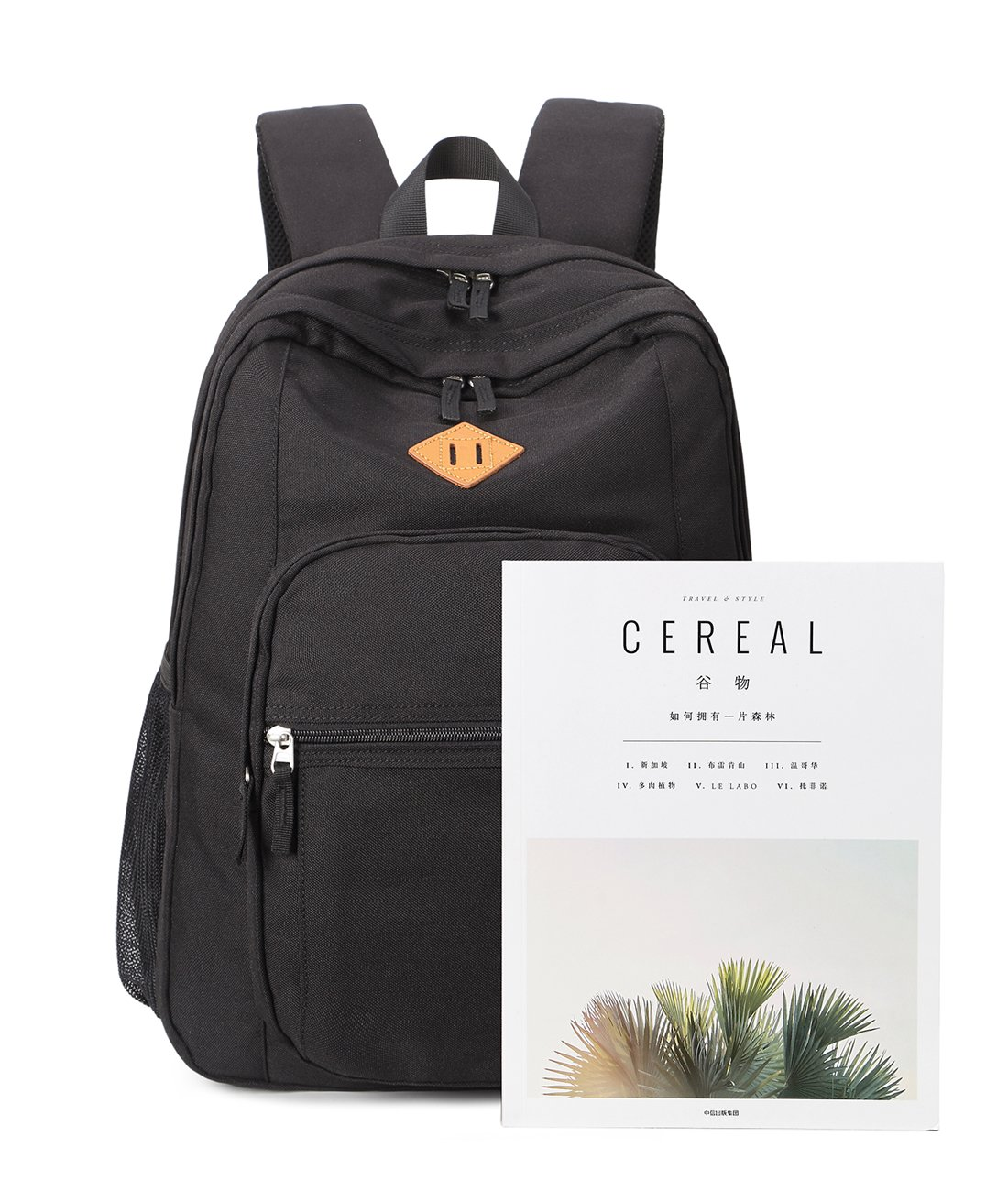 545f4ee87010 Abshoo Classical Basic Travel Backpack For School Water Resistant Bookbag