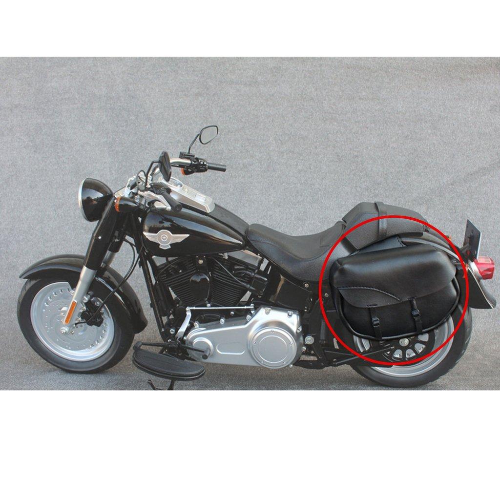 perfeclan 1//6 Bolsa de Motocicleta Bicicleta Saddle PU Kit de Decoraci/ón para 12inchs Figura de Acci/ón
