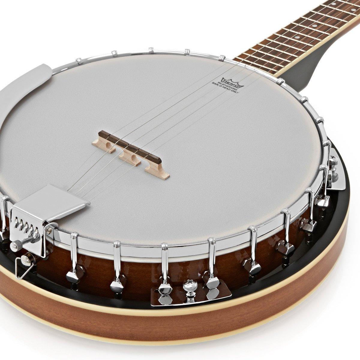 5-saitiges Banjo von Gear4music