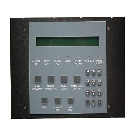 Amazon.com: Gamewell-FCI LCD-E3 E3-Series Alarm Control ...