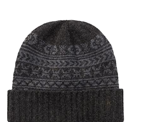 edfb7a47cbd798 Polo Ralph Lauren Men`s Fair Isle Merino Wool Hat - -: Amazon.co.uk:  Clothing
