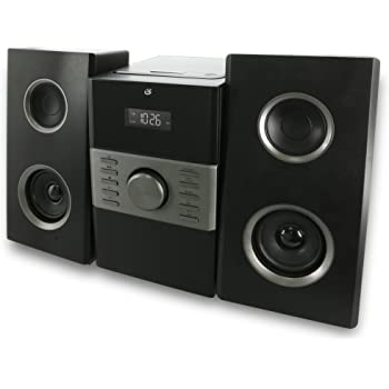 Amazon Com Gpx Hc425b Stereo Home Music System With Cd