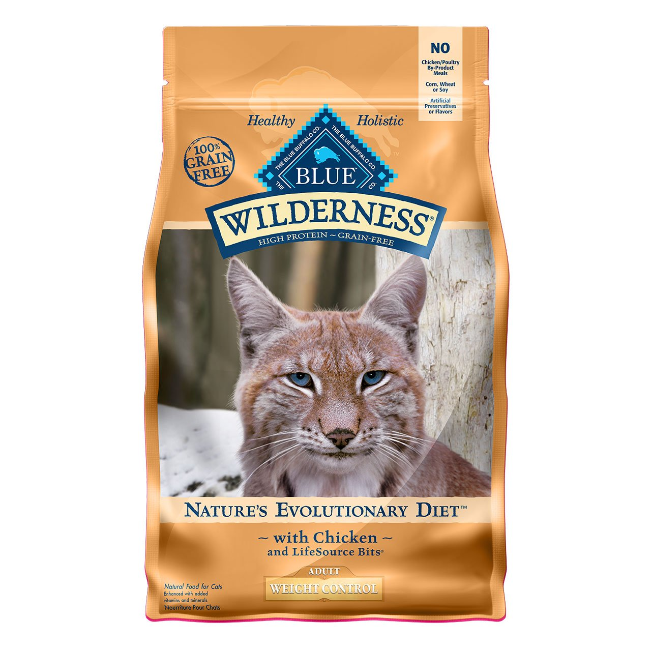 BLUE Wilderness High Protein