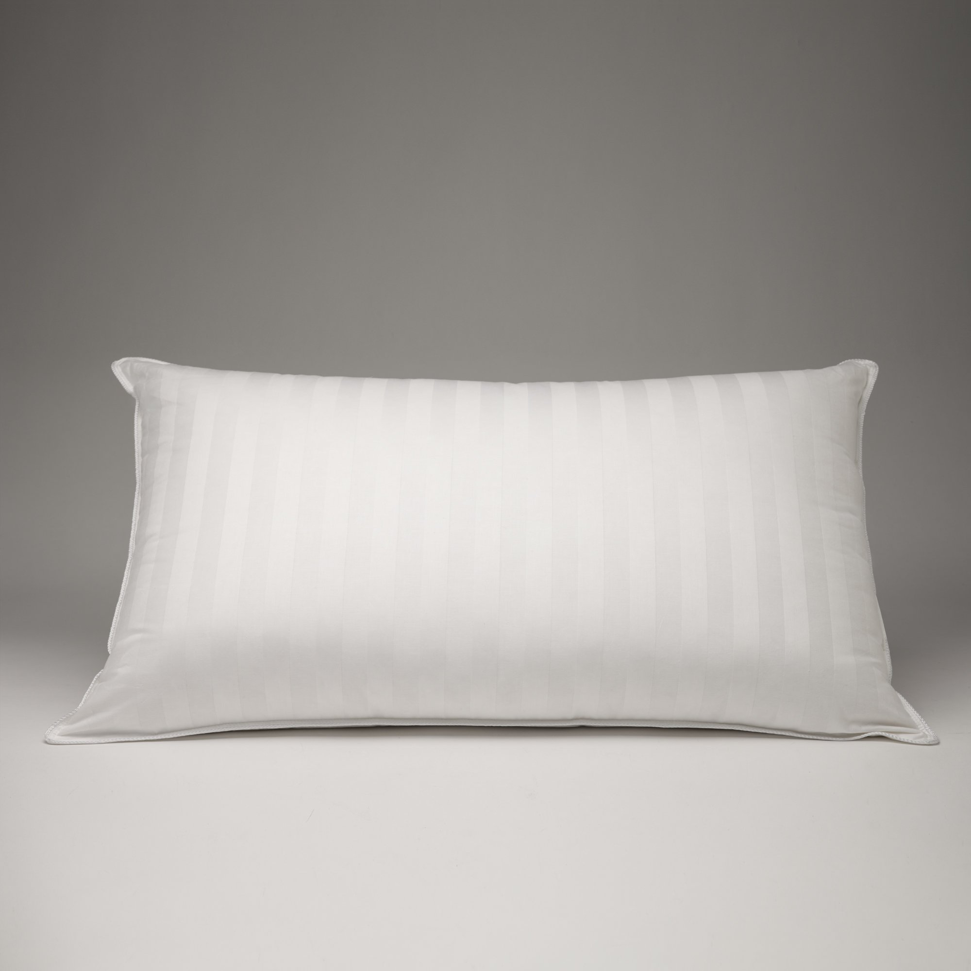FineFeather 100% Hungarian White Goose Down Pillow, Luxury 700 Fill Power, King Size by FineFeather
