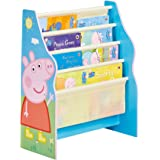 Peppa Pig Kids Sling Bookcase - Bedroom Storage by HelloHome