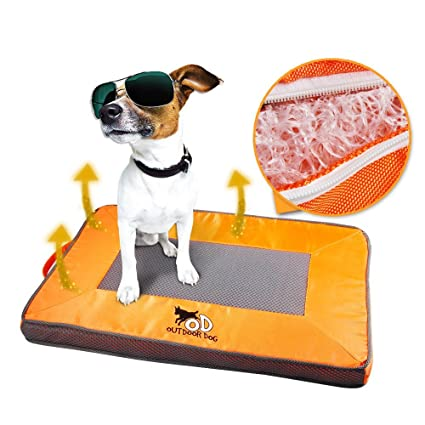All For Paws Pet Cool Mat Cool Dog Mat Cooling Pad Dog Bed Mat