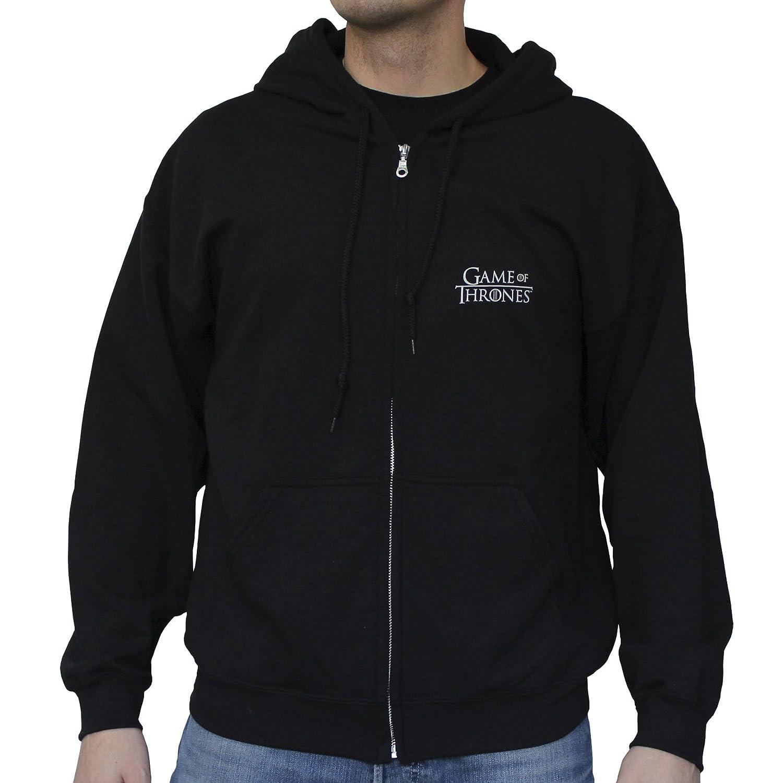 Abysse Corp Sweatshirt Targaryen Man-schwarz - Spiel von Thronen - XL