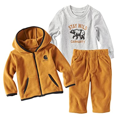 60010a750 Amazon.com: Carhartt Baby Boys' Sets: Clothing