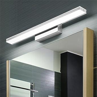 Moderne LED Spiegelfront Lampe Badezimmerspiegel Lampe Wand ...