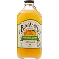 Bundaberg Tropical Mango Sparkling Drink, 12 x 375 Milliliters