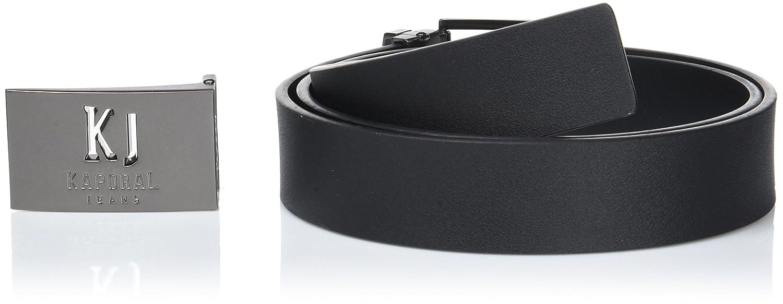 Kaporal EVREL, Ceinture Homme, Noir (Black), (Taille Fabricant  90)   Amazon.fr  Vêtements et accessoires 719ec8f4cb7