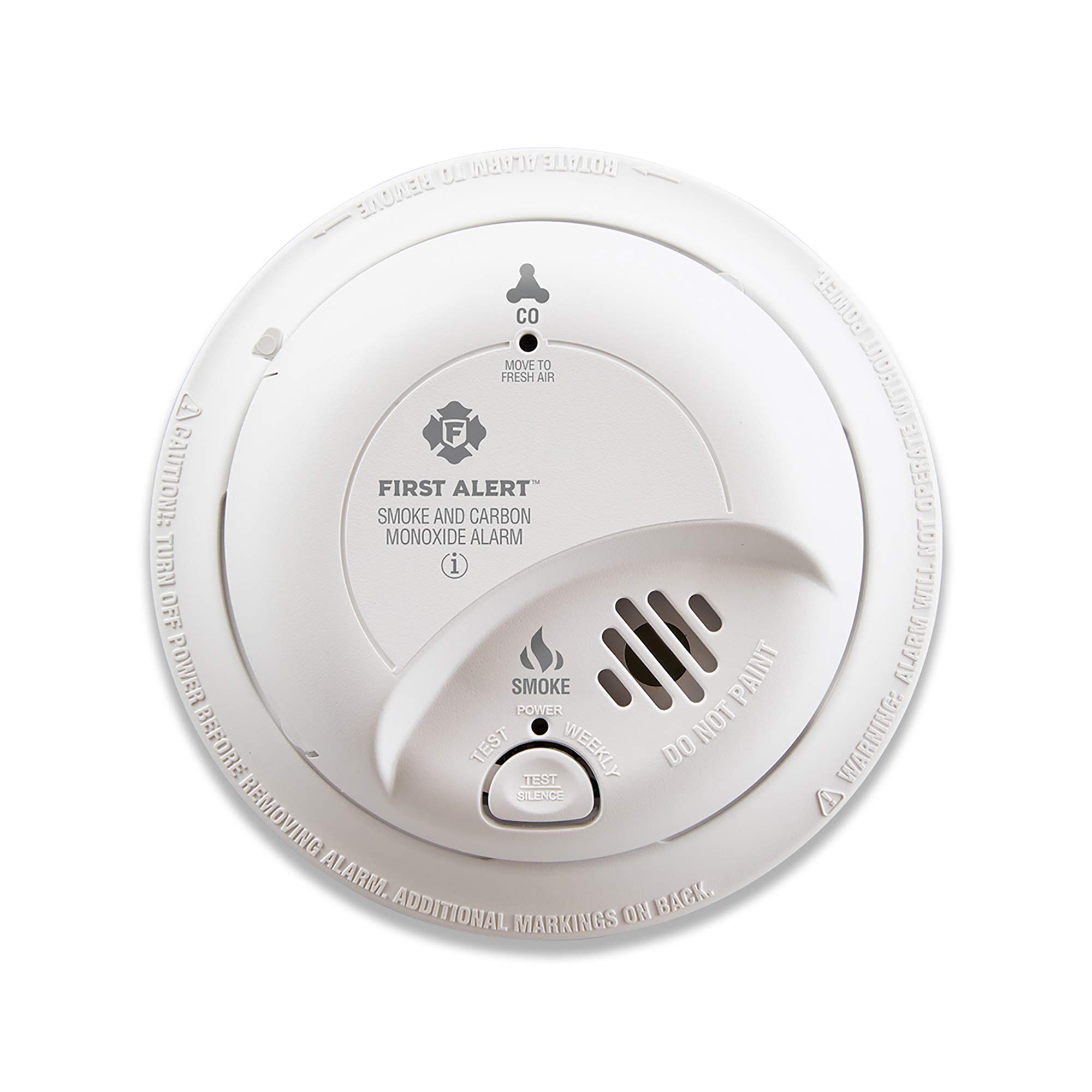 Smoke Detector Firex 120 1072b Wiring Diagram Trusted And Carbon Monoxide Alarm Amazon Com 1070 B Replacement