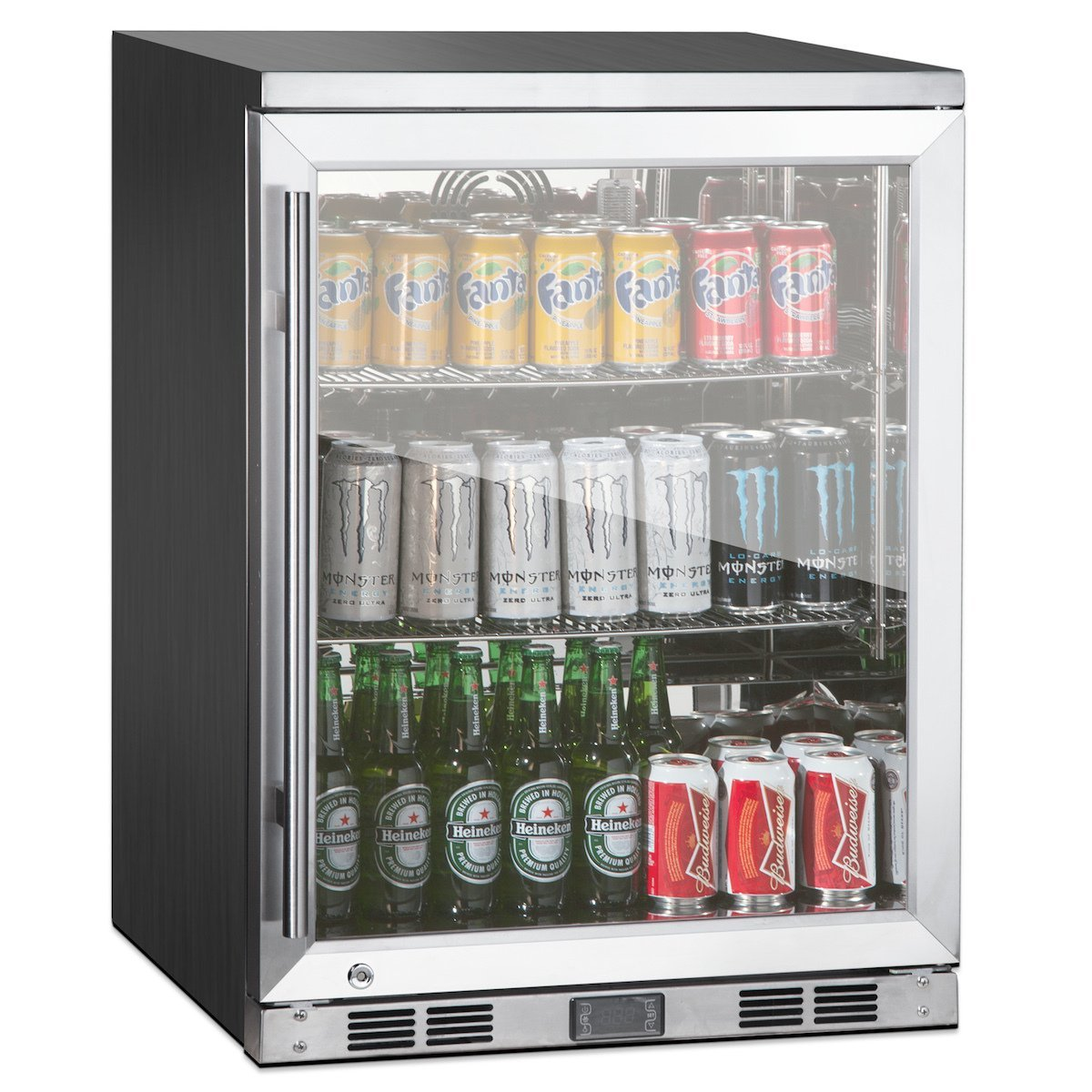 Mini Fridge With Glass Front Door Images - Doors Design Ideas