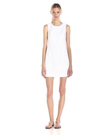 Lilly Pulitzer Women's Josie Shift Dress, Resort White, 2