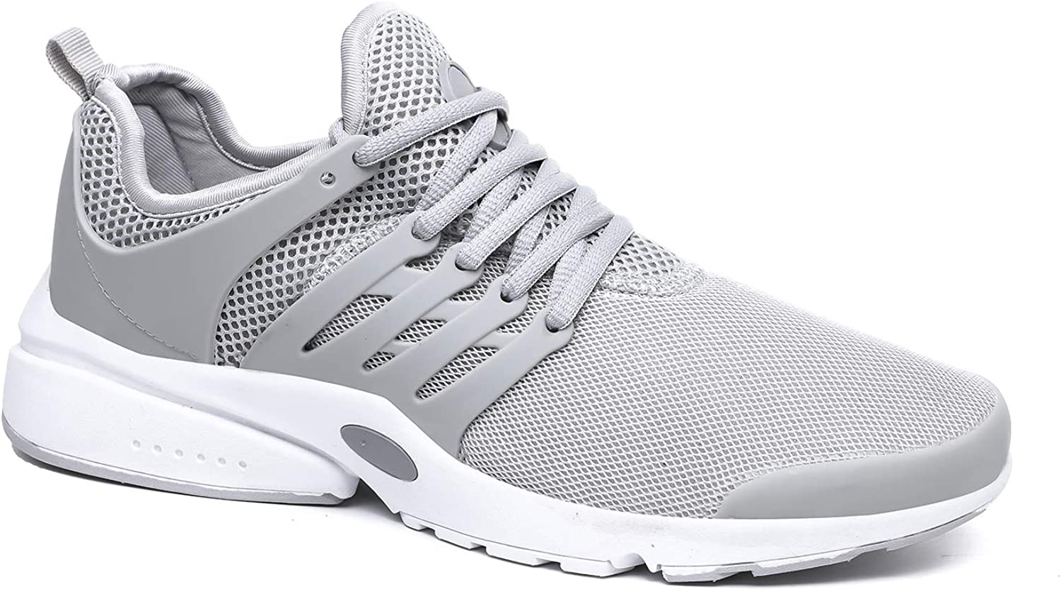 Mens Air Shock Absorbing Running Trainers Jogging Gym Fitness Trainer New Shoes Sizes 7-12 UK