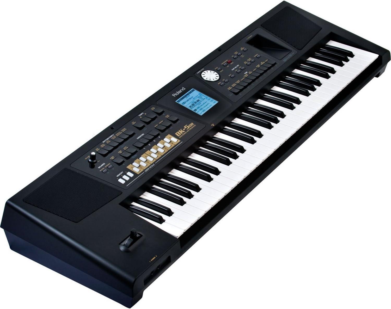 Roland - Bk 5 or teclado portátil: Amazon.es: Instrumentos ...