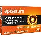 Apisérum Vitamax Cápsulas - Aporte de Energía Extra y Vitalidad Favorece el rendimiento físico e intelectual Con Jalea…