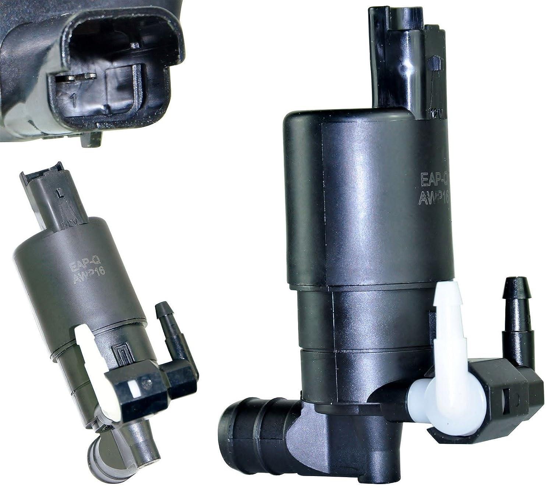 Peut 307/607/807 todos los modelos Outlet Washer Pump: Amazon.es: Coche y moto
