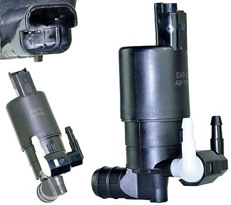 Peut 307/607/807 todos los modelos Outlet Washer Pump