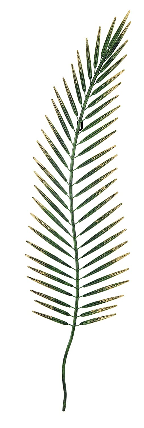 Gardman 111 x 29cm Tropical Palm Leaf Wall Art: Amazon.co.uk ...