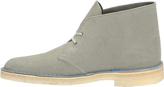 Calibre máscara Experto  Clarks Originals Desert Boot, Botas, Hombre, Gris (Greystone), 47 EU: Amazon.es:  Zapatos y complementos