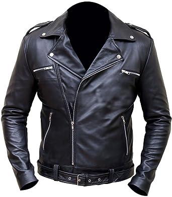 77076c546 Fashion Store The Walking Dead Jeffrey Dean Morgan Negan Jacket