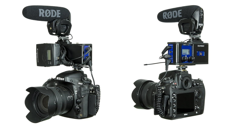 Beachtek Dxa Pocket Compact Audio Adapter Camera Photo Vu Meter