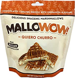product image for Mallowow! Magical Marshmallow, Quiero Churro, 4.8 Ounce (3 Pack) Gourmet Marshmallow Snackable Cluster