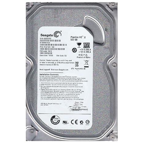 SEAGATE PIPELINE HD 2 500GB DESCARGAR CONTROLADOR