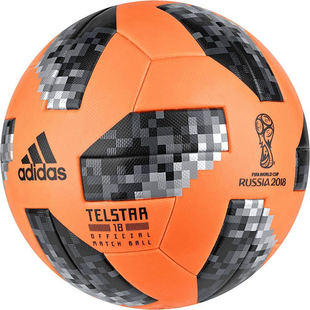 adidas World Cup Wntr Balón, Hombre, Naranja (Narsol/Negro/Plamet ...