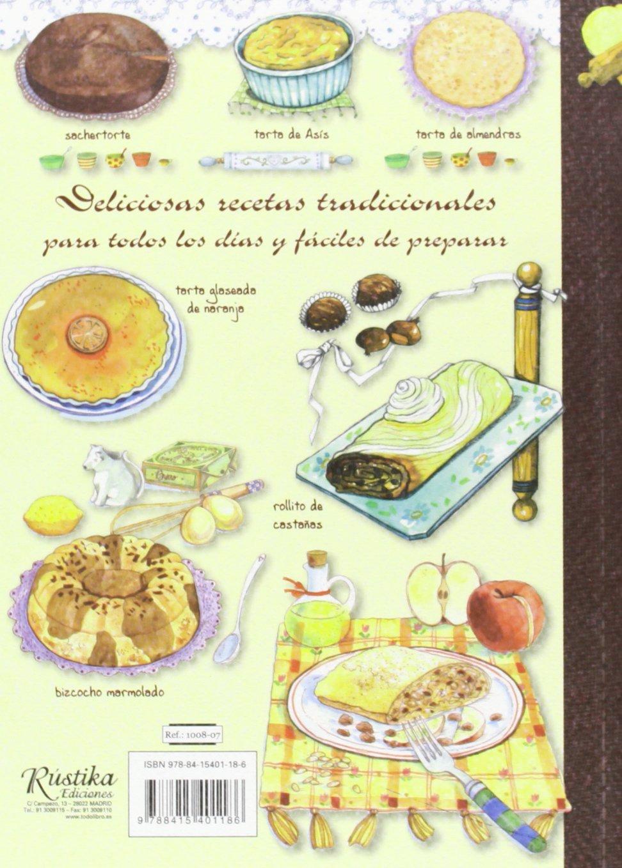 Tartas y bizcochos caseros (Cocina del hogar): Amazon.es ...